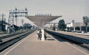 Lakeland Trainstation