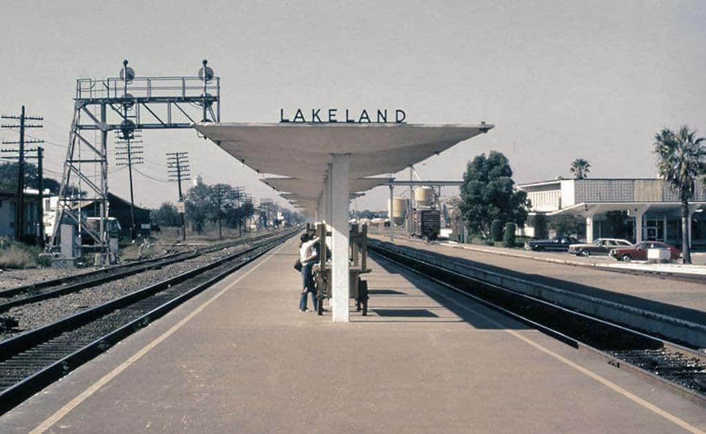 Lakeland Trainstation
