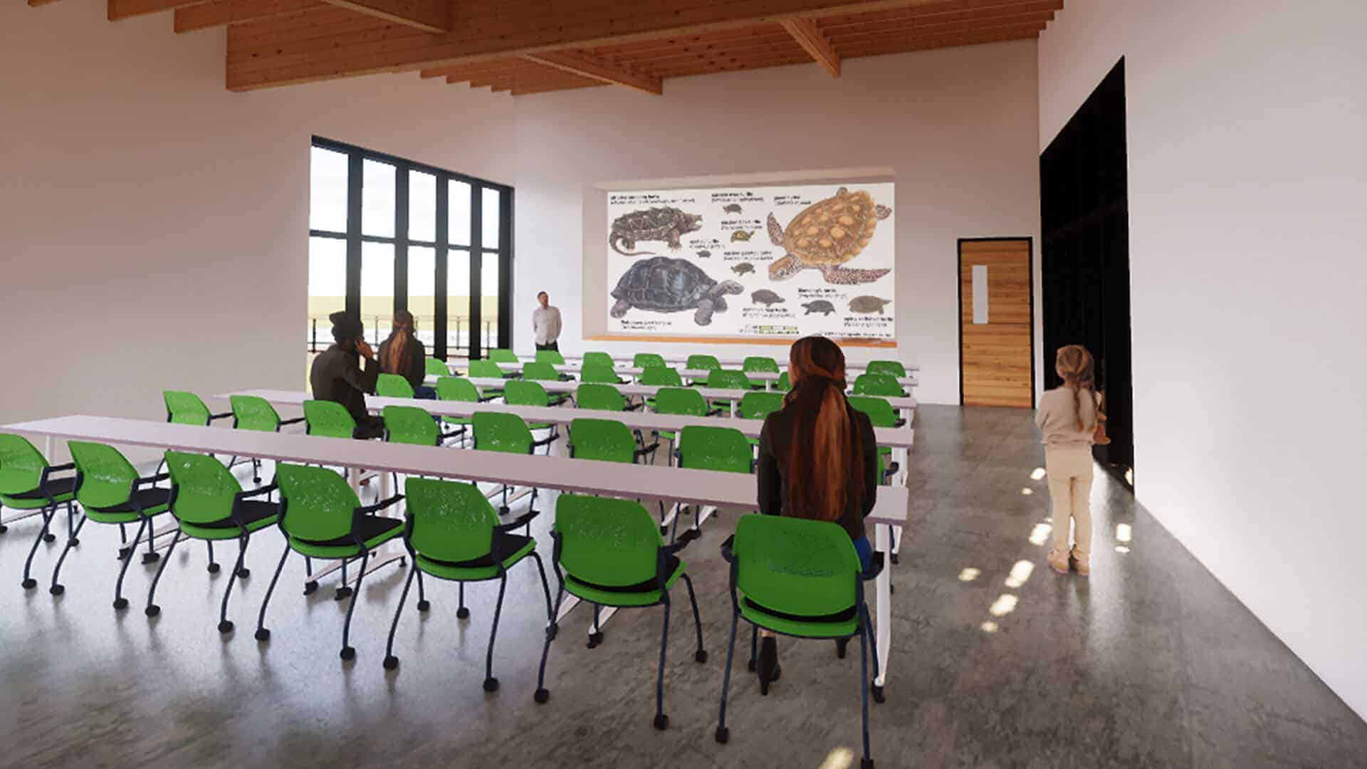 Nature Center Classroom