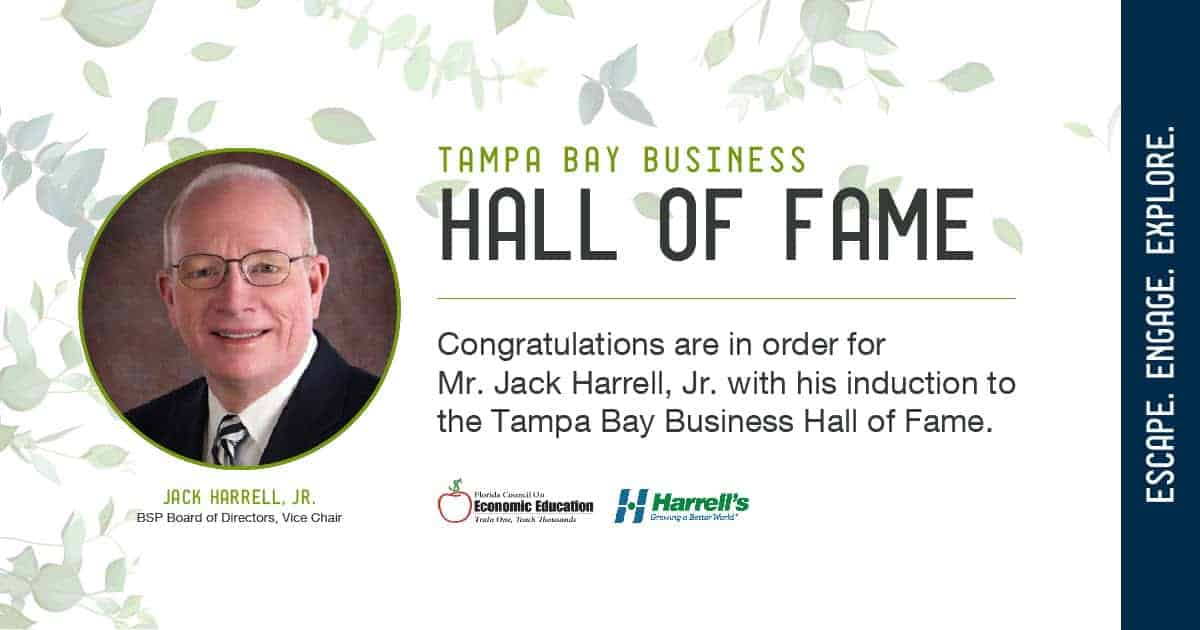 Tampa Bay Business Hall of Fame