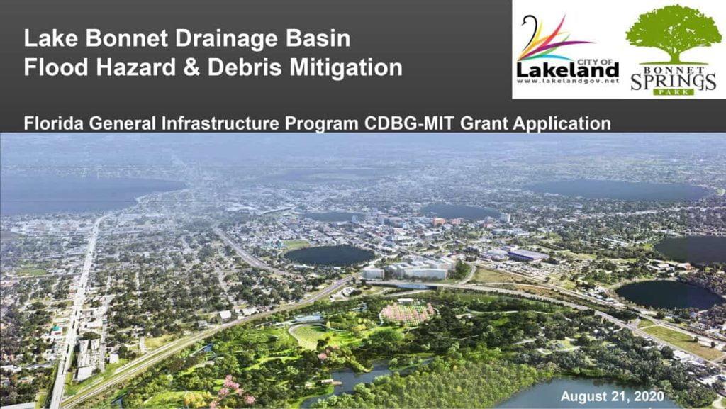 Lake Bonnet Drainage Basin