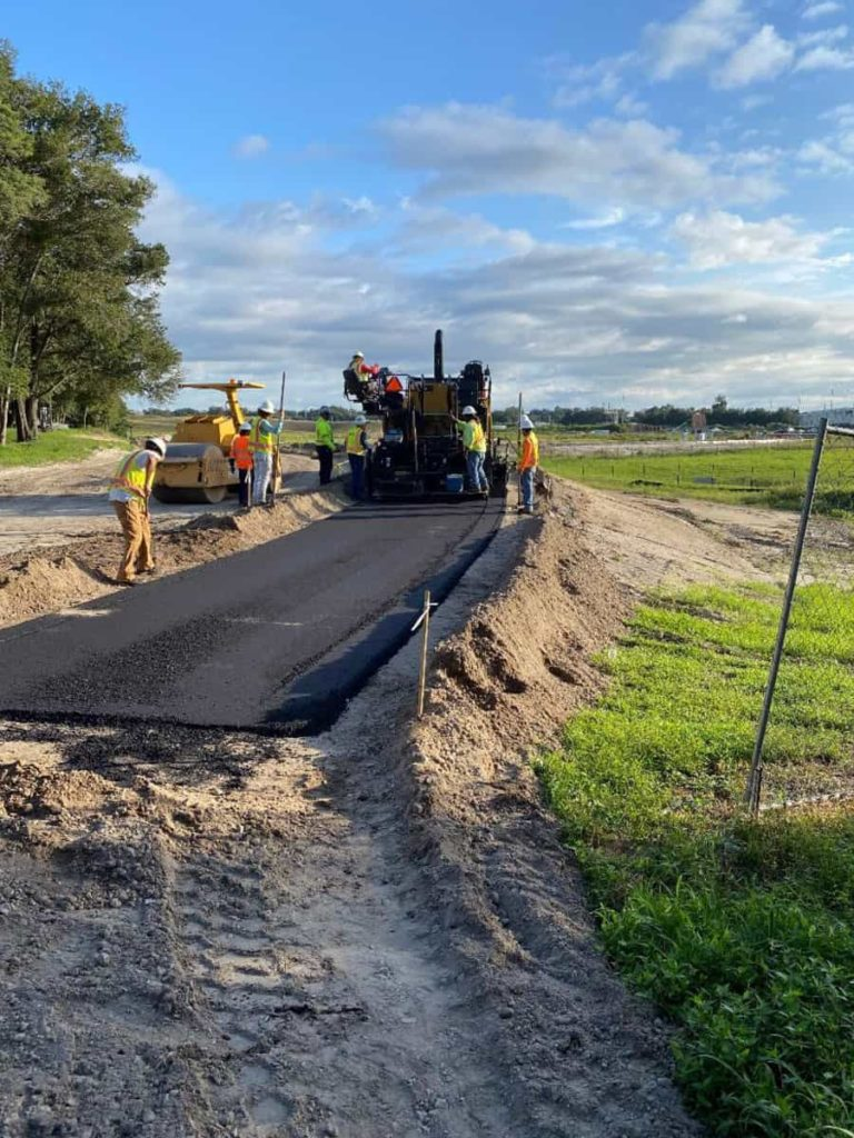 BSP Paving Construction