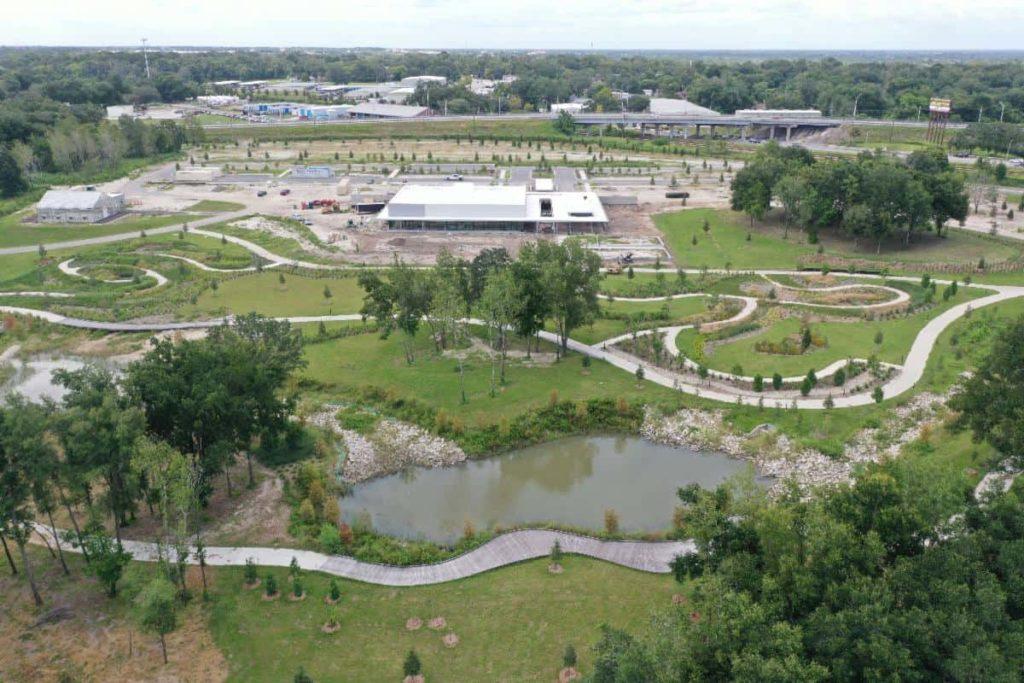 Event Center & Harrell Family Botanical Gardens