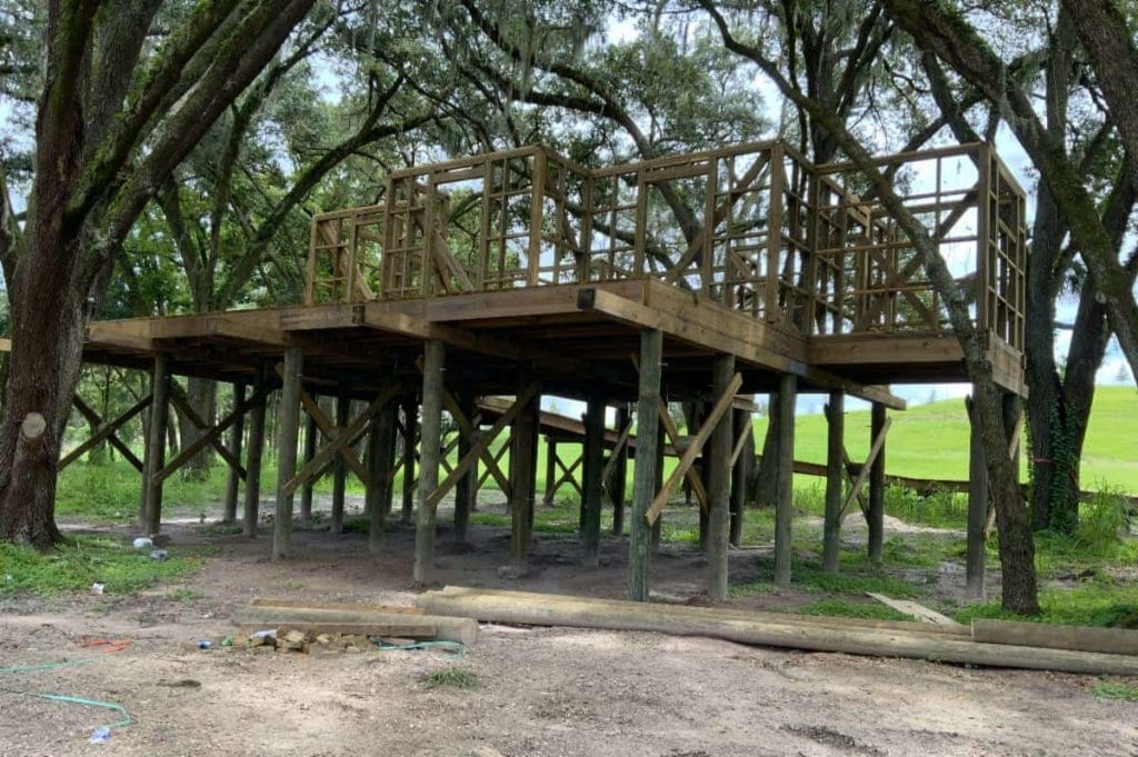 KCFK Treehouse